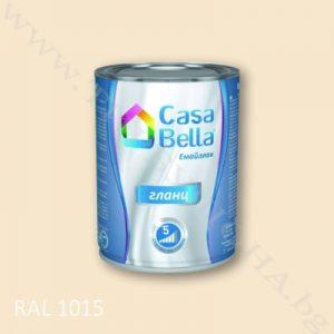 Каса Бела емайллак RAL1015 гланц 650мл.