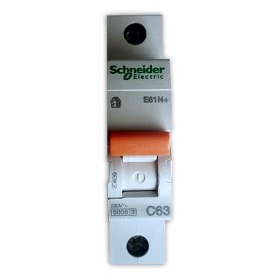 Автоматичен предпазител 1P 10А E61N+