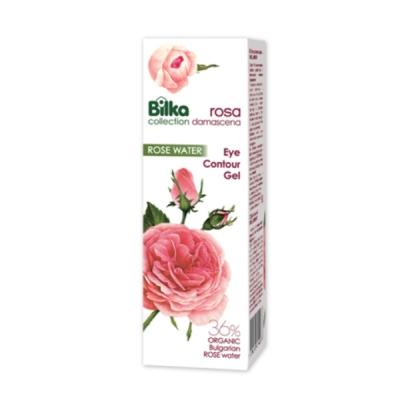 Околоочен крем с роза