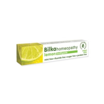 Хомеопатична паста за зъби с лайм