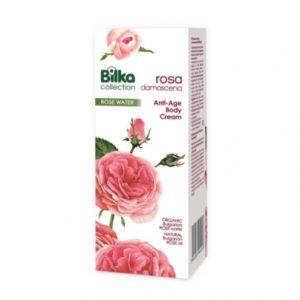Крем тяло с розова вода