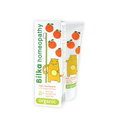 Bilka homeopathy ORGANIC 2+ ,50мл