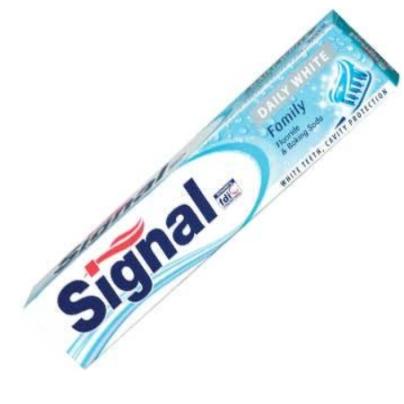 Signal Daily White