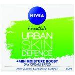 Дневен крем Urban Skin + 48ч. мигновена хидратация 50мл. 1