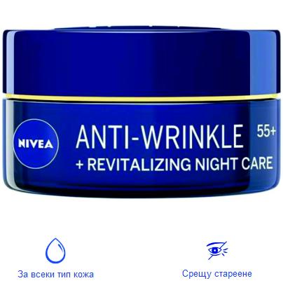 Anti wrinkle revitalizing