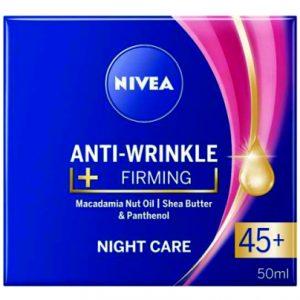 Anti wrinkle firming