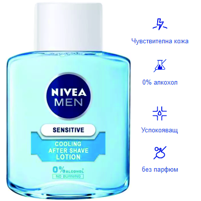 Nivea men Sensitive Cool