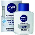 NIVEA MEN Лосион за след бръснене Silver Protect, 100 ml