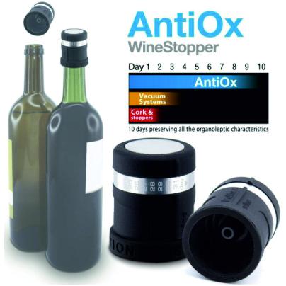 тапа за вино antiox