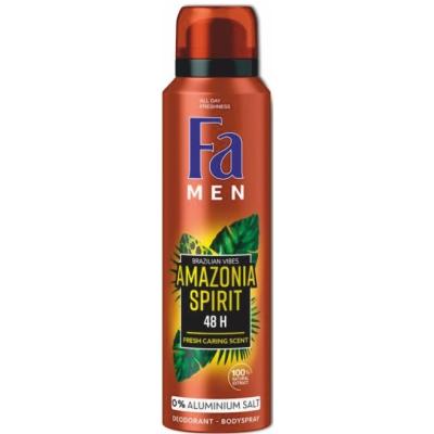 Део. FA Amazonia spirit MEN 150мл.
