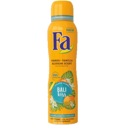 Део. FA Bali kiss 150мл.
