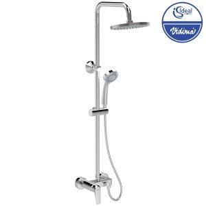 Душ система със смесител стенен за душ, с аксесоари B0976AA