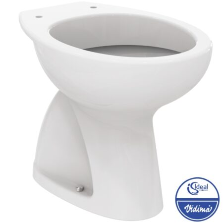 Стояща тоалетна чиния с вертикално оттичане W719801