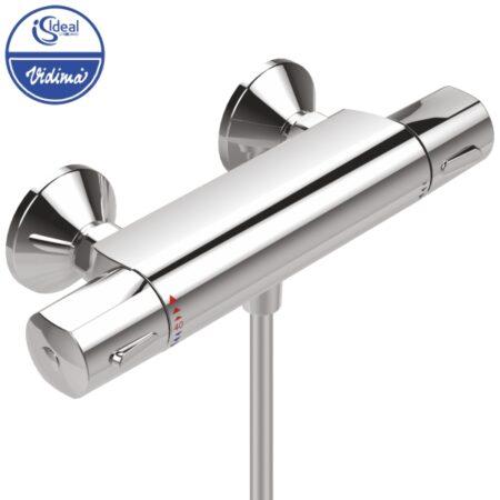 Термостатен смесител стенен за душ A5527AA