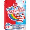 Цветоулавящи кърпи + Stain away за цветно пране K2R
