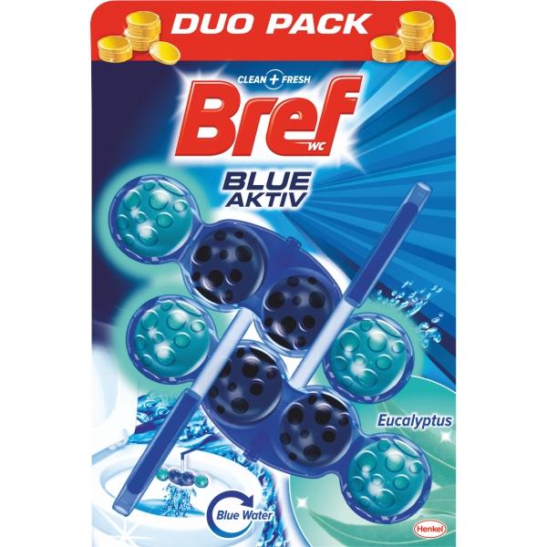 Bref blue activ Eucalyptus