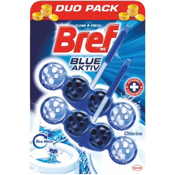Bref blue active хлорин