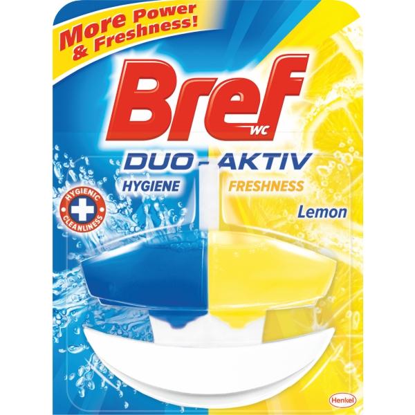 Bref duo active 50мл лимон