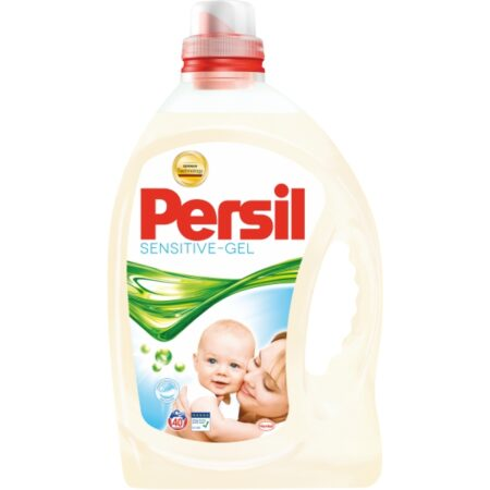 Persil sensitive бебе 40 пр