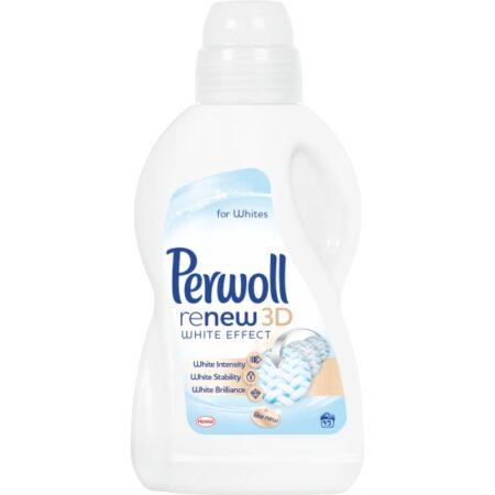 Perwoll бяло 45 пранета