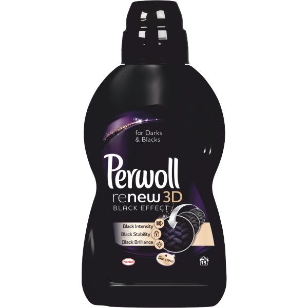Perwoll черно 900мл