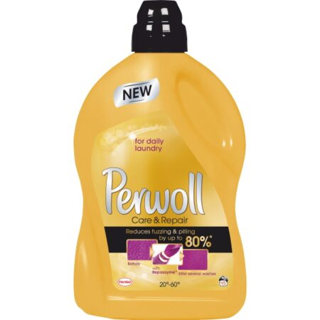 Perwoll care & repair 45 пранета