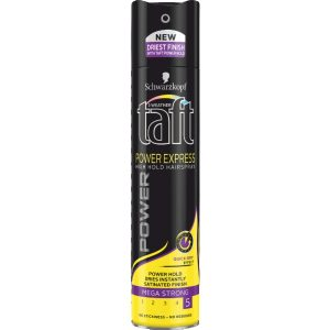 Taft лак за коса power express