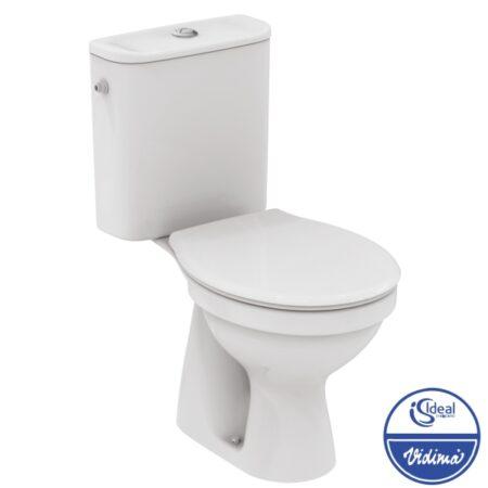 WC комплект вертикално оттичане W835801