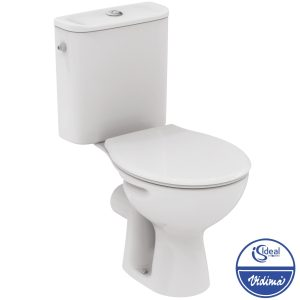 WC комплект хоризонтално оттичане W835601
