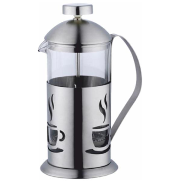 Френска преса за кафе и чай 600 мл. RB-3104
