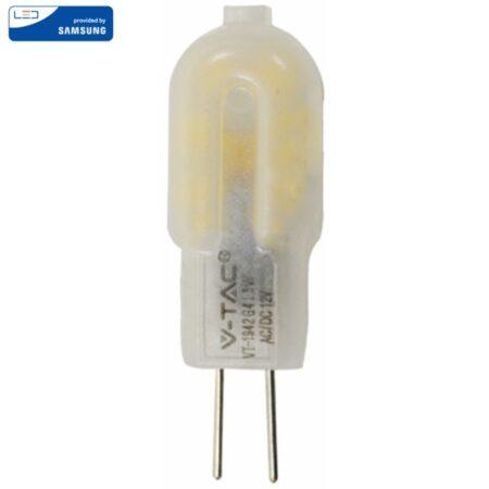 LED Крушка - SAMSUNG ЧИП 1.5W G4 4000K VT-201