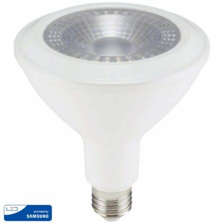 LED Крушка - SAMSUNG ЧИП 14W E27 PAR38 3000K VT-238
