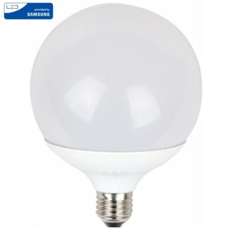 LED Крушка - SAMSUNG ЧИП 17W E27 G120 4000K VT-218
