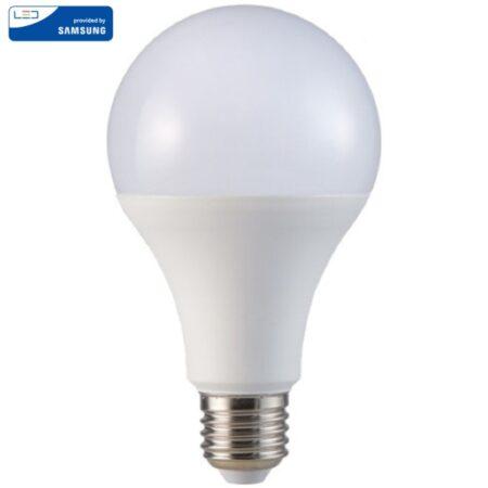 LED Крушка SAMSUNG ЧИП 20W E27 A80 3000K VT-233