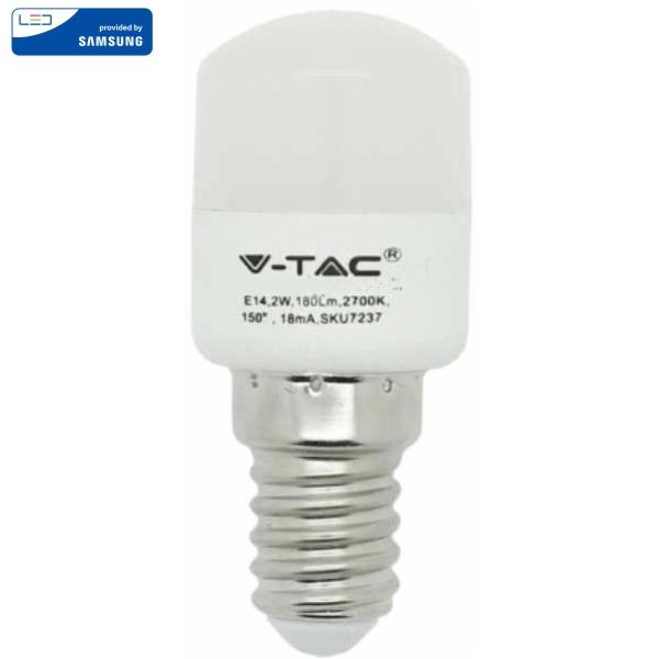 LED Крушка - SAMSUNG ЧИП 2W ST26 4000K VT202