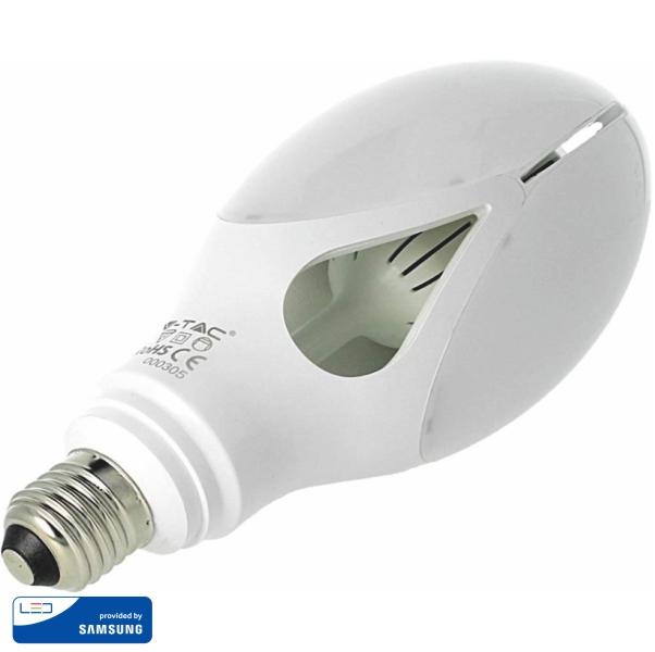 LED Крушка - SAMSUNG ЧИП 36W E27 110LM-WATT 4000K VT-240