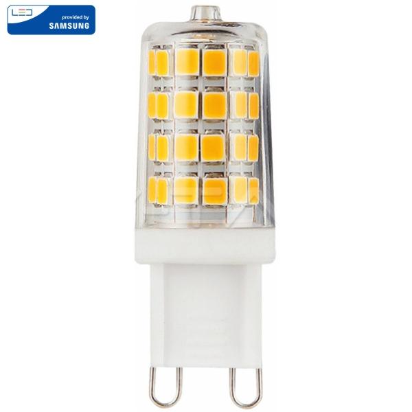 LED Крушка - SAMSUNG ЧИП 3W G9 4000K VT-204