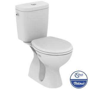 WC комплект, вертикално оттичане E405901