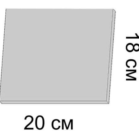 Микрофилтър 18х20см за прахосмукачки