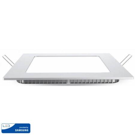 24W LED Панел Premium SAMSUNG Чип Квадрат VT-624