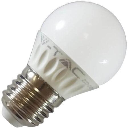 LED Крушка - 4W E27 G45 VT-1830