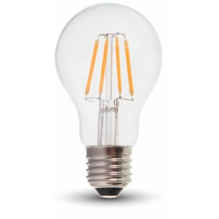 LED Крушка - 4W Filament E27 A60 VT-1885