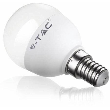 LED Крушка - 5.5W E14 P45 VT-1880