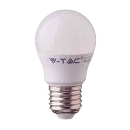 LED Крушка - 5.5W E27 G45 VT-1879
