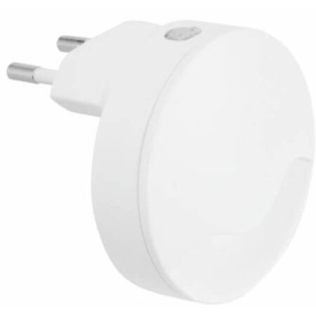 LED Нощна Лампа за Контакт Кръгла 60x54.5mmm VT-83