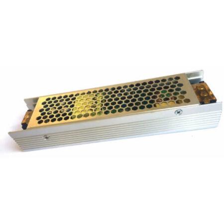 LED Slim Захранване - 120W 12V 10A Метал VT-20122