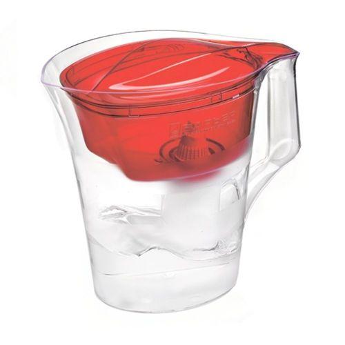 Кана за вода TWIST червена