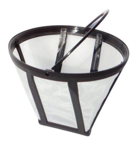Постоянен филтър No 4 с пластмасова мрежа за кафе
