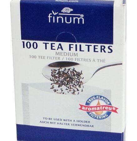 Хартиен филтър 13х10 за чай