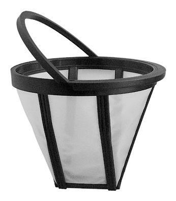 Постоянен филтър No 2 с пластмасова мрежа за кафе